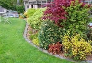 massif decoratif jardin