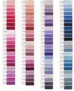 dmc color chart dmc embroidery floss colors specs price release date