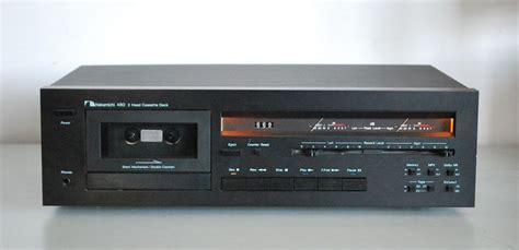 nakamichi 480 cassette deck nakamichi 480 cassette deck picture 1 stuff i ve owned