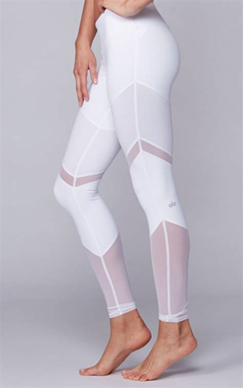 White Sport Legging 1000 Images About Style Mode St 237 Ll On