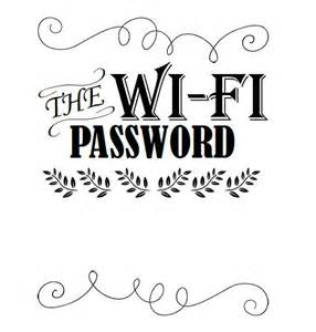 Guest Bedroom Printables Guest Bedroom Home Wifi Password Sign The Wifi By