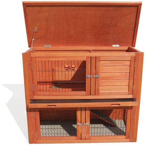 ausziehbare schublade kaninchenstall hasenstall hasenk 228 fig kaninchenk 228 fig m3