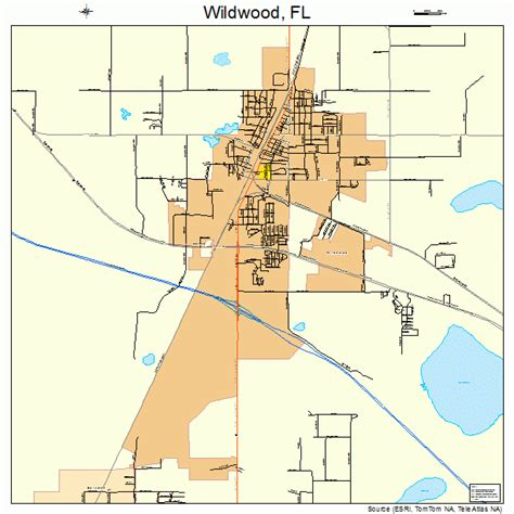 where is wildwood florida on the map wildwood fl pictures posters news and on your