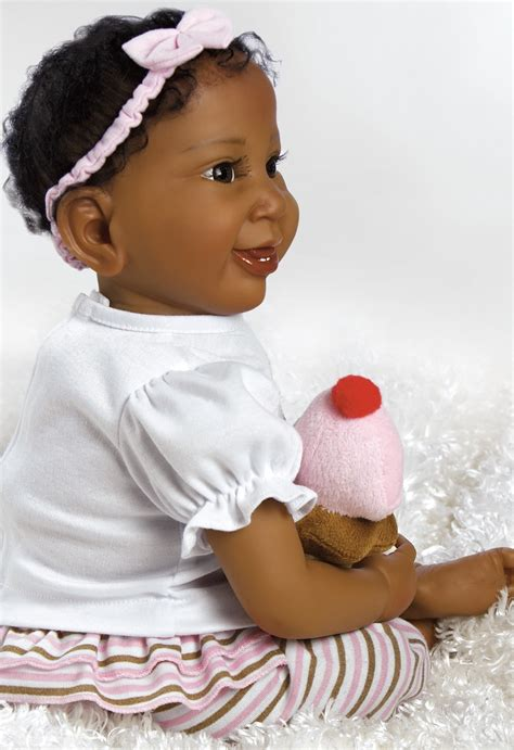 black doll pictures american baby doll sweet cherry 19 inch in