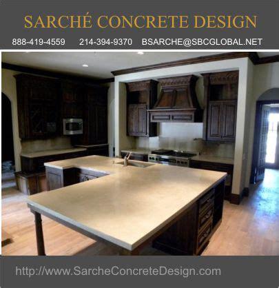 sarche concrete design offers the top custom concrete