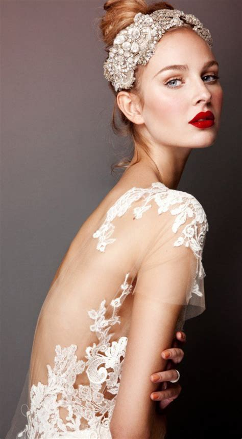hairstyles with diamond headband 20 stunning wedding hairstyles with veils and hairpieces
