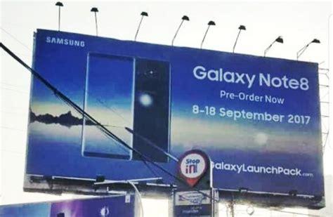 Harga Samsung Note 8 Di Jakarta jadwal pre order dan harga samsung galaxy note 8 di