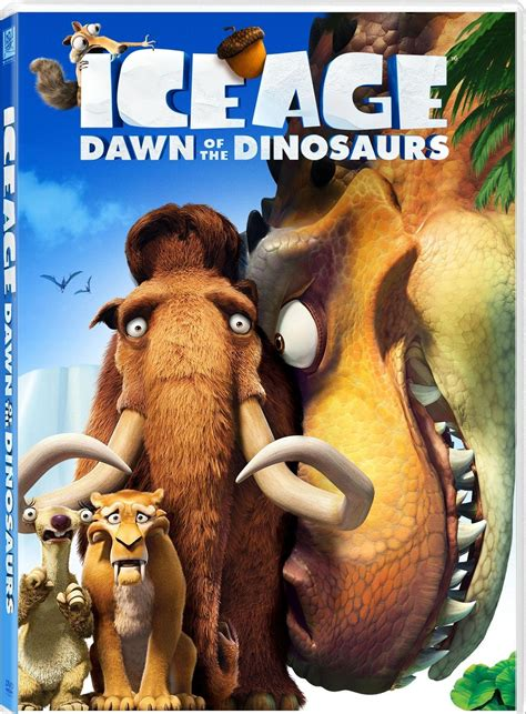 ice age western animation tv tropes ice age dawn of the dinosaurs dvd planet store