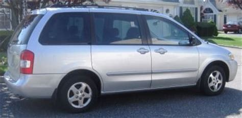 how does cars work 2001 mazda mpv user handbook purchase used mazda van 2001 in bay shore new york united states for us 2 600 00