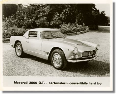 vintage maserati convertible free packing handling shipping to any destination in