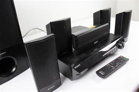 sony dav hdx dvd home theatre system property room