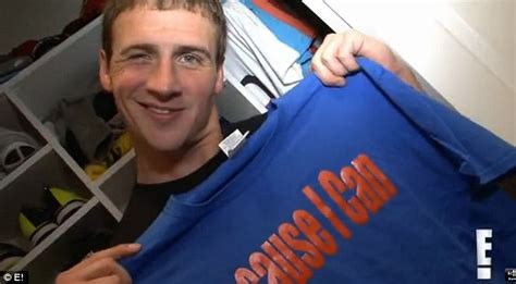 Lochte Closet by Lochte Shows The 150 Pairs Of Rather Garish