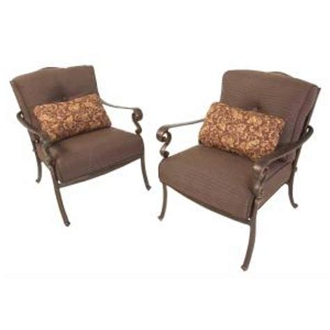 martha stewart living miramar patio lounge chair 2 pack discontinued ly58 slc the home depot