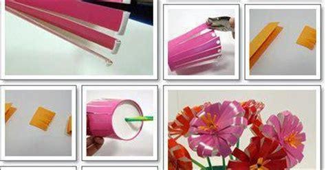 flores vasos de plastico de cafe papel macetas manualidades dia de la ideas para reciclar flores de vasos desechables
