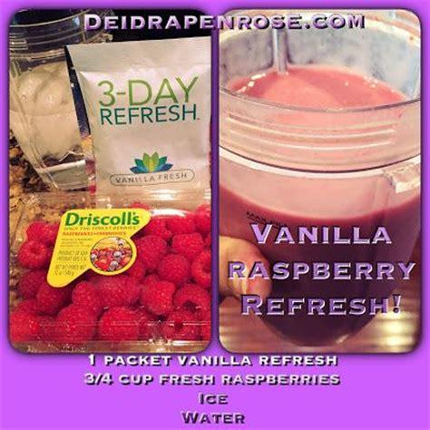 3 Day Refresh Detox by Raspberries Vanilla Refresh Clean