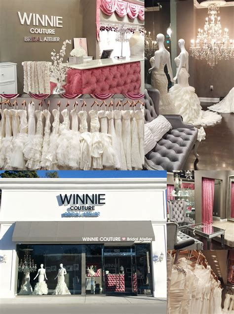 Bridal Gown Shops by Winnie Couture Wedding Dresses Bridal Gowns By Beverly