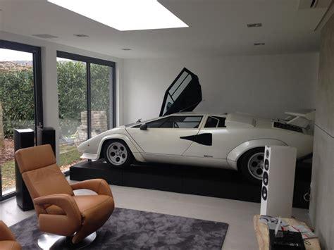 heimkino in der garage oder garage im heimkino