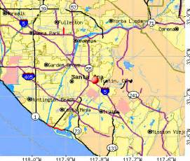 tustin california map tustin california ca 92780 profile population maps