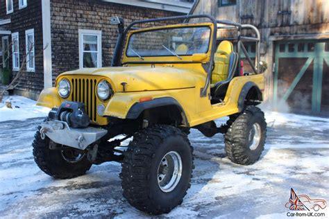 offroad jeep cj jeep cj 5 road 4 wheel rock crawler