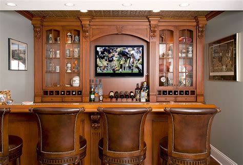 the cleverest and most unique home bar ideas for every