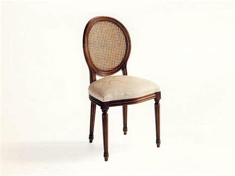 Classico Chair Sedia Imbottita Classica Schienale In Paglia Di Vienna