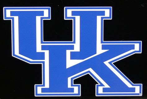 Auto Glass Decals by Kentucky Wildcats Auto Glass Decal Sticker 4 Quot X 5 Quot Indoor