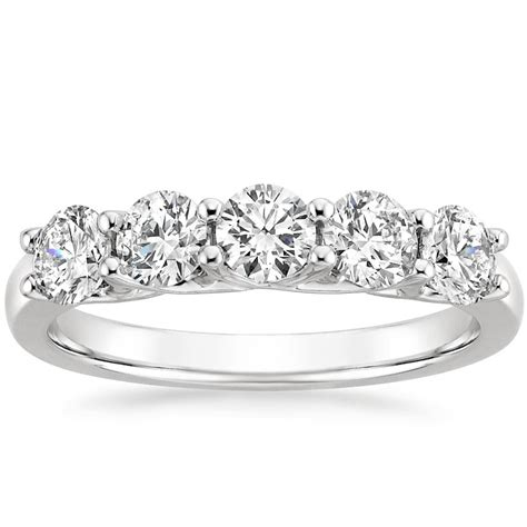 signature  stone trellis diamond ring brilliant earth