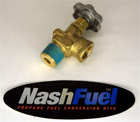 propane tank service valve  rego style coupler tank  gallon pol ebay