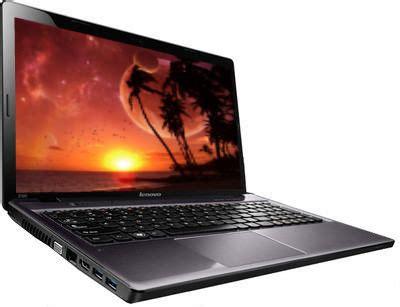 Laptop Lenovo Ideapad Z580 I5 lenovo ideapad z580 59 333647 i5 3rd 4 gb 500 gb windows 7 laptop price in