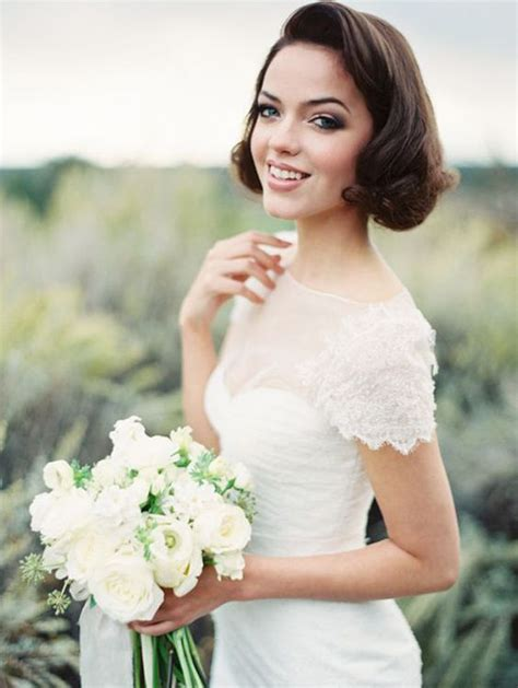 Outdoor Wedding Hairstyles For Brides by 12 Wedding Hairstyles For Brides Pretty