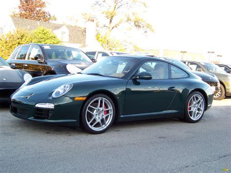porsche racing green 2009 porsche racing green metallic porsche 911 s