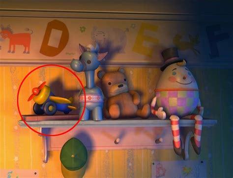 Wallpaper Bonny 1074 curiosidades de pixar