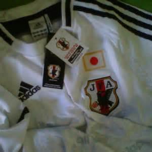 Jepang Away jersey bola jepang japan new season 2012 2013 exella