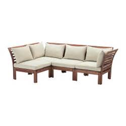 196 pplar 214 h 197 ll 214 4 seat sectional outdoor brown stained