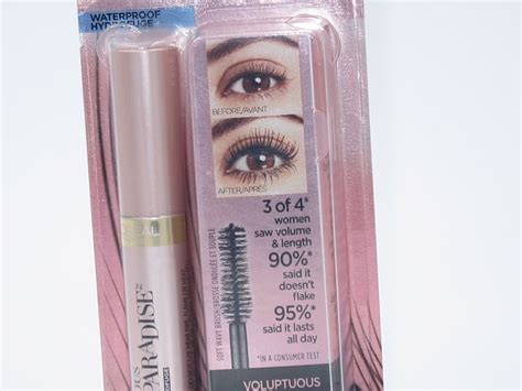 Harga Loreal Voluminous Lash Paradise l oreal voluminous lash paradise mascara review musings