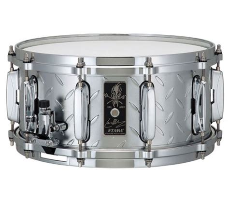 Tama Signature Series Dolmayan 14 X 6 Maple Snare Drum Jd146 tama signature series lars ulrich 14 quot x 6 5 quot snare drum