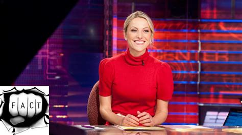 hot female espn top 10 hottest women sports reporters ever youtube