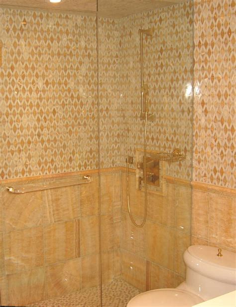 Onyx Bathroom by Traditional Bathroom
