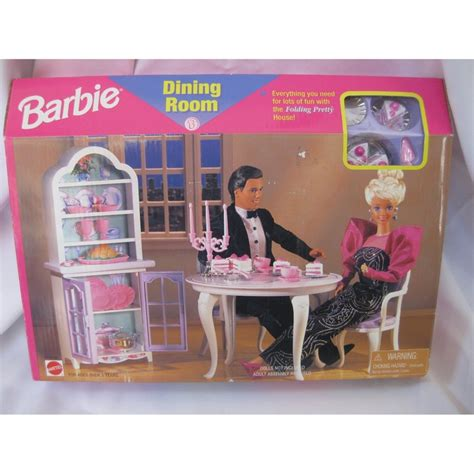 Barbie Room Game - amazon com barbie dining room for folding pretty house toys amp games photo cool pinterest