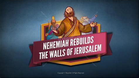 Bible Story Book 1 Set 4pc book of nehemiah bible story bible stories