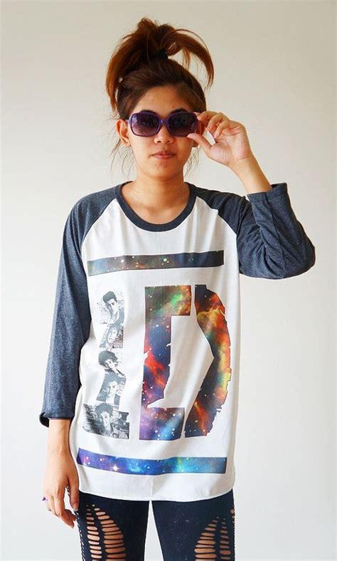 T Shirt Raglan 1d Poster 1 s m l 1d shirts galaxy shirts one direction shirts rock t shirts jersey baseball raglan