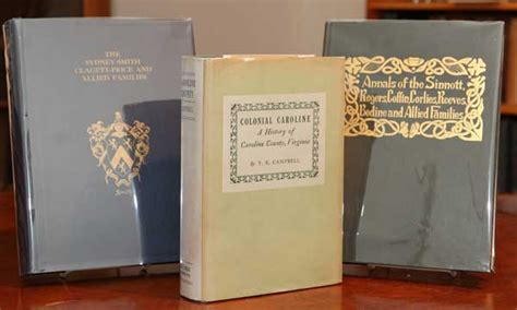 annals of the sinnott rogers coffin corlies reeves bodine and allied families classic reprint books virginiana books