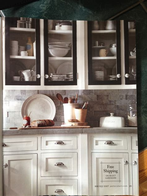 beautiful cabinets and carrara marble on pinterest pottery barn ad beautiful kitchen concrete and carrara