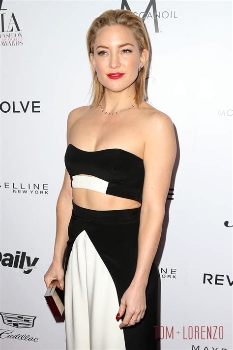 Fashion Hudson kate hudson in august getty atelier at the daily front row