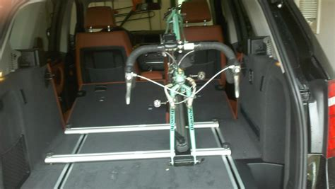Interior Bike Rack by Xbimmers Bmw X3 Forum View Single Post Diy Interior