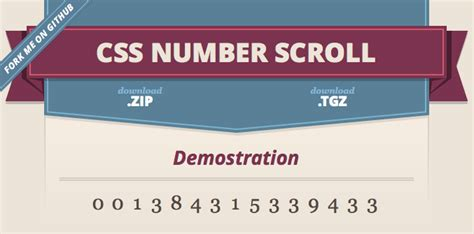 css div scrollbar style bookmark css number scroll qoding style