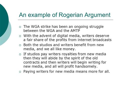 Rogerian Essay Sle by Rogerian Argument Sle Essay 28 Images The Structures Of Various Arguments Ppt Noah