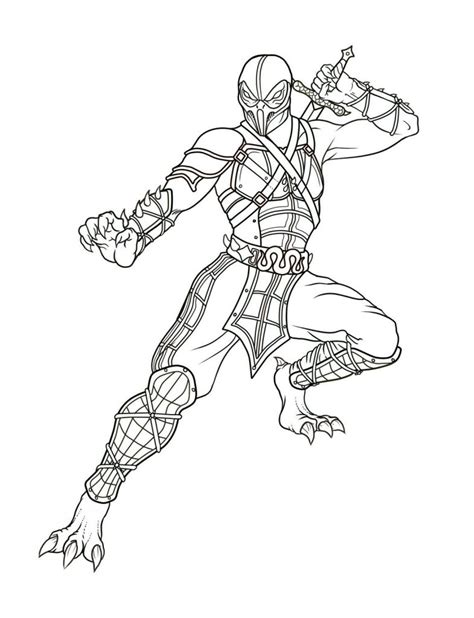 grimm tales coloring book different seasons free printable mortal kombat coloring pages for