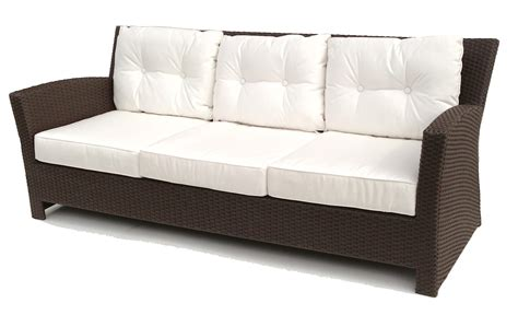 white wicker sofa black wicker sofa thesofa