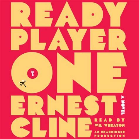 ready player one tie in a novel books ready player one audiobook ernest cline audible